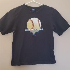 🟢 Oshkosh B'gosh Boys Baseball T-shirt, size 7